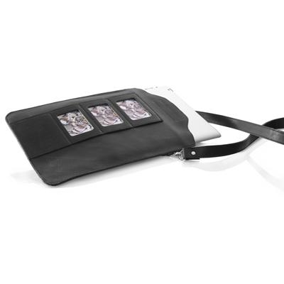 iPad cover Straight donkergrijs/zwart